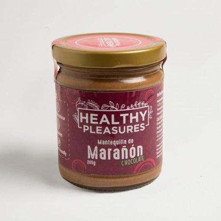 Mantequilla de Marañon con Chcolate