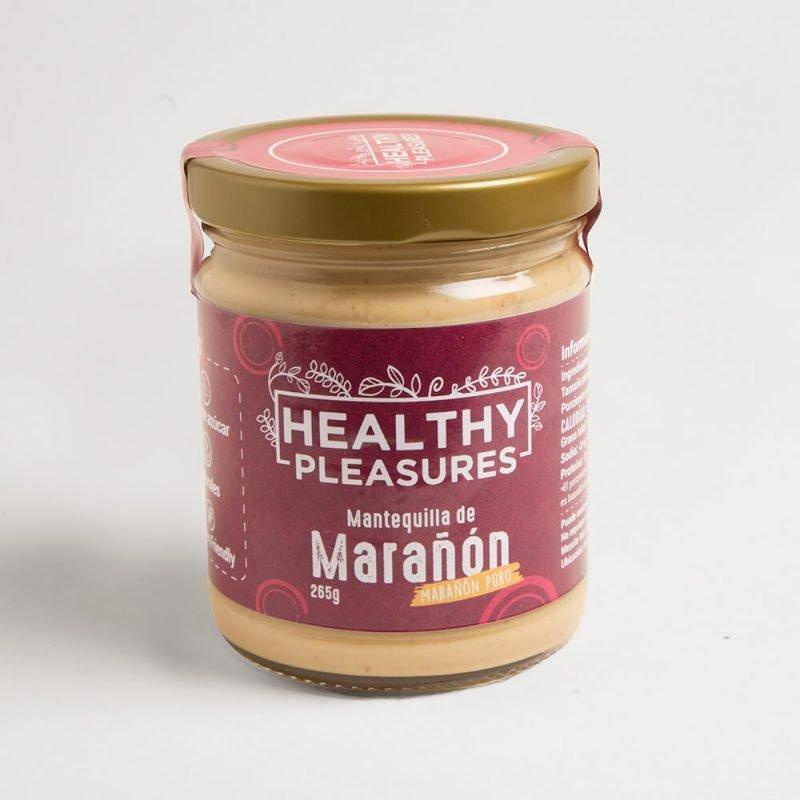 mantequilla de marañon